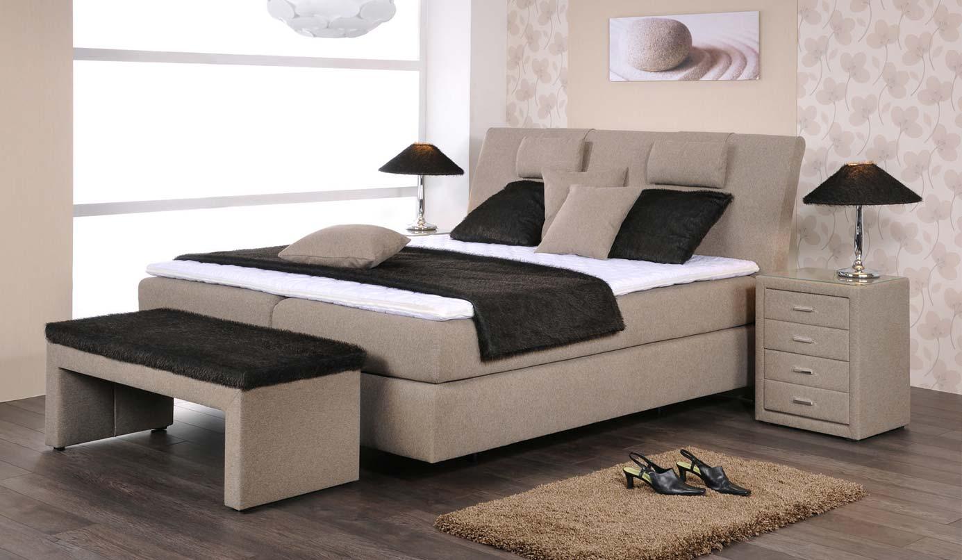 sch ne was ist ein boxspringbett fotos erindzain. Black Bedroom Furniture Sets. Home Design Ideas