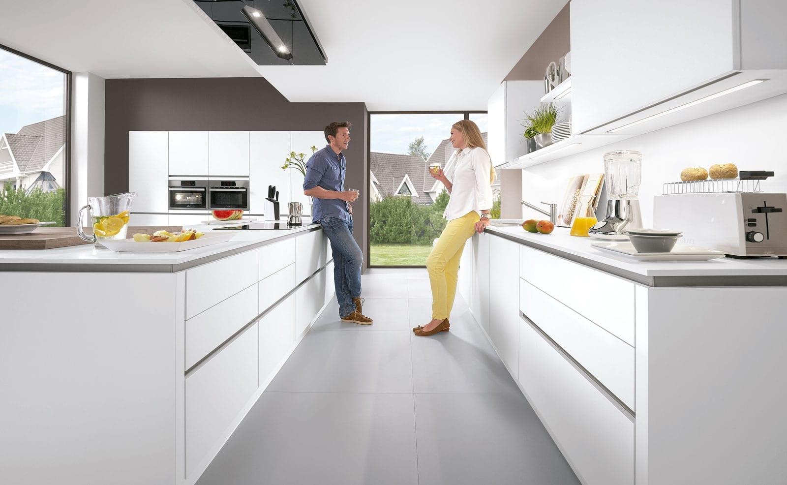 Schon Grifflose Küchen   Ihre Neue Traumküche