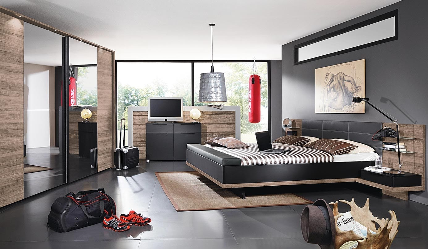 jugendzimmer f r jungs modern. Black Bedroom Furniture Sets. Home Design Ideas
